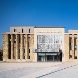 De l'usine à la médiathèque - Journées de l'architecture