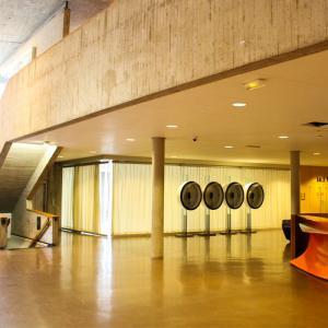 Behind the scenes of the UNESCO headquarters © Olivia T