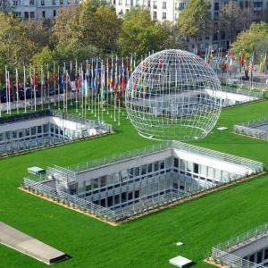 Behind the scenes of the UNESCO headquarters © Danica Bijeljac, UNESCO