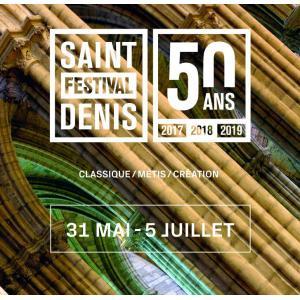 Les 50 ans du festival de Saint-Denis : Stabat Mater de Pergolèse et Scarlatti