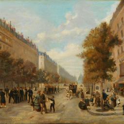 Exposition à la découverte des 36 épisodes du Siège de Paris