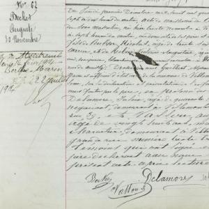 Atelier de généalogie aux Archives départementales