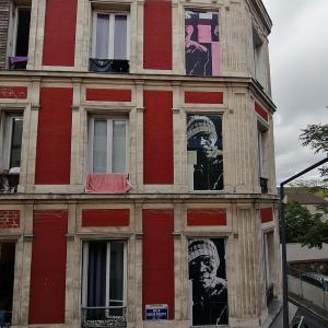 Fenêtre sur Rue, Parcours urbain d'art contemporain