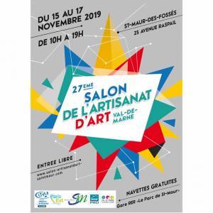 27ème salon d'artisanat du Val-de-Marne