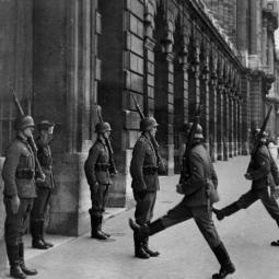 De l'Occupation à la Libération, Paris entre 1940 et 1944