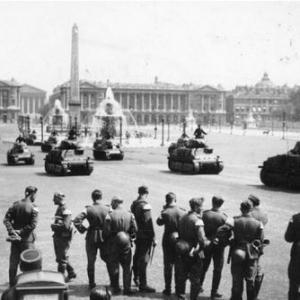 Parcours commenté : de l'Occupation à la Libération de Paris