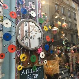 Le quartier Popincourt, ses démarches alternatives et innovantes