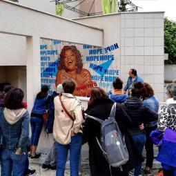 Street art à Champigny - FESTIVAL PHENOMEN'ART