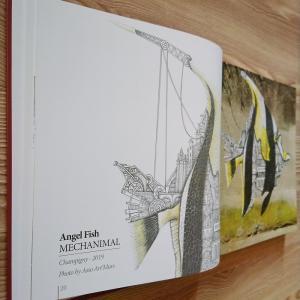 Vente et dédicace de livres street art