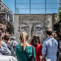 Balade performance danse et street art - FESTIVAL PHENOMEN'ART