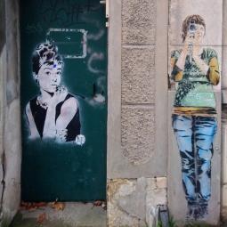 30 ans de street art à Fontenay - FESTIVAL PHENOMEN'ART