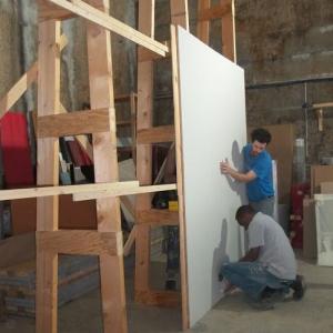 Découverte de l'atelier Initiatives Solidaires, pour des meubles éco-responsables et solidaires