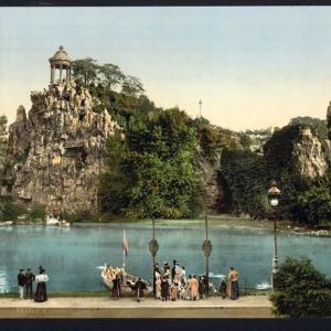© Carte Postale des Buttes-Chaumont