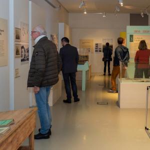 Visite de l'exposition temporaire : Bâtir l'école : architecture et pédagogie 1830-1939