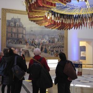 """Zoom sur l'exposition  """"La Gloire et le Deuil """""""