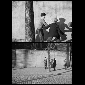 La marche dans l'image, les photos d'André Kertész