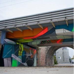 Baladez-vous sur la Street Art Avenue