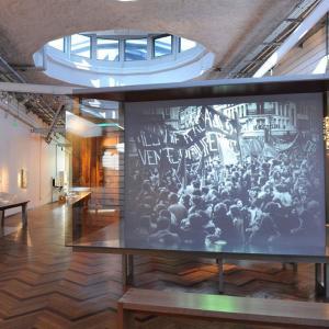 Exposition Repères au Palais de la Porte Dorée