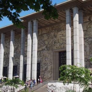 Palais d e la Porte Dorée ©Constance Gonçalves