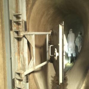 La vie des conduites souterraines, la formation des égoutiers