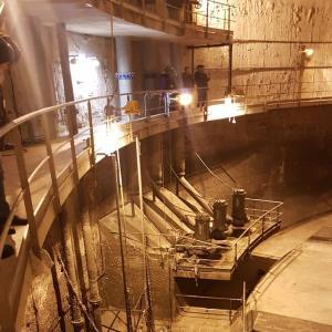 Bassin de rétention du Rouailler