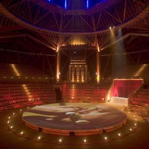 Coulisses et Apéro-cirque à l'Academie Fratellini