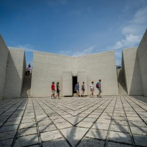 Mémorial des martyrs de la Déportation- Haut lieu de la mémoire