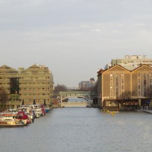 Environnement, faune et flore autour du Bassin de la Villette