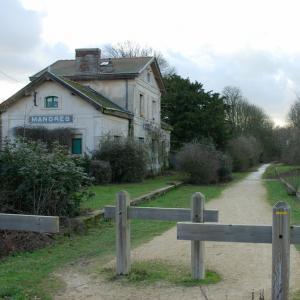 Tégéval - Balade à vélo jusqu'au lac de Créteil