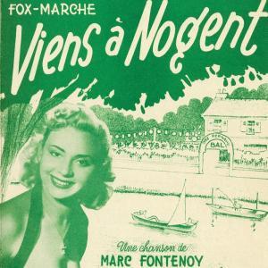 Conférence : La chanson des bords de Marne
