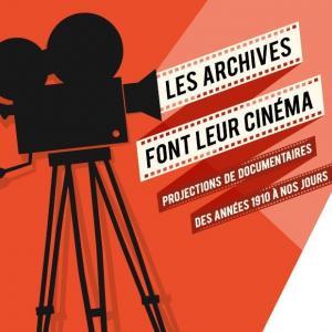 Les archives du Val-de-Marne font leur cinéma