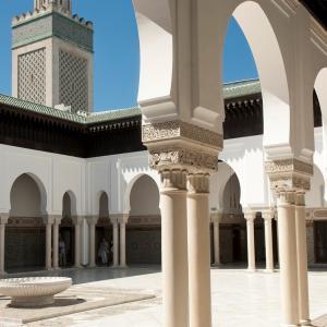 La Mosquée de Paris