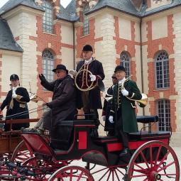 Balade en calèche à Grosbois - Journées Européennes des Métiers d'Art