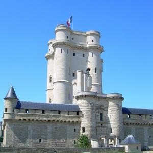 Donjon et Saint-Chapelle au château
