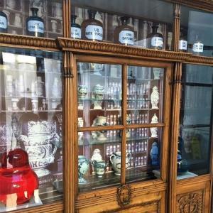 La dynastie Menier et musée de la pharmacie