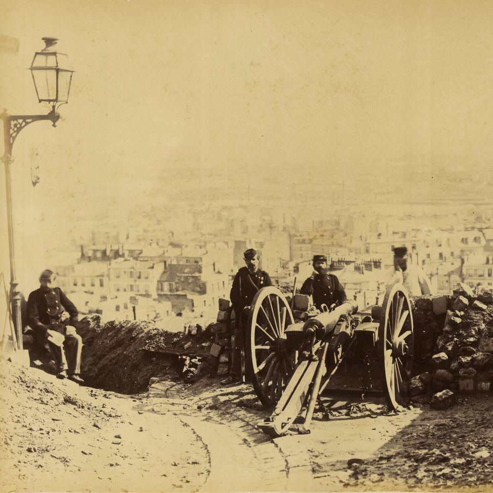 Parcours commentée sur la Commune de Paris à Montmartre