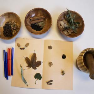 Atelier de recettes magiques