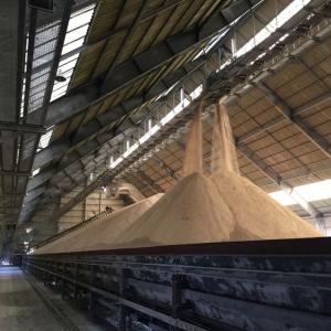 Placoplâtre, la plus grande usine de plâtre d'Europe