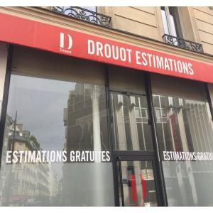 Quartier et fonctionnement des enchères Drouot