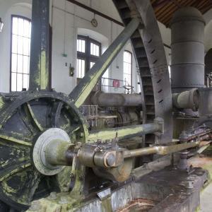 Usine élévatoire de Villers-les-Rigault, usine de pompage construite sous Napoléon III