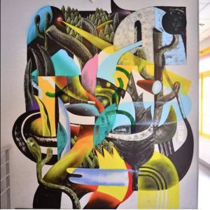 Les coulisses de l'OpenBach, 500 m² d'ateliers d'artistes