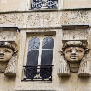 Le Paris Egyptien - Conférence virtuelle