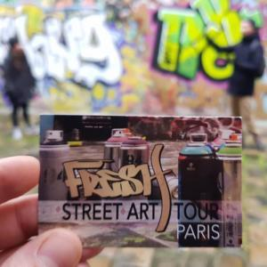 Visite virtuelle street art dans le Marais