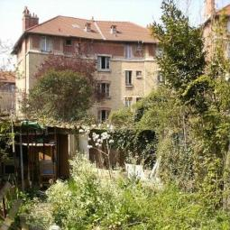 La cité-jardin de Stains
