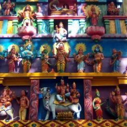 Sri Lanka et culture tamoule dans les rues de La Courneuve - Balade virtuelle