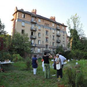 La cité-jardin de Stains et ses jardins potagers