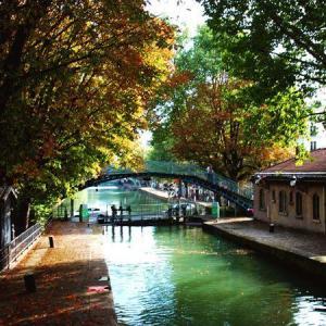 Atmosphère sur le Canal Saint-Martin