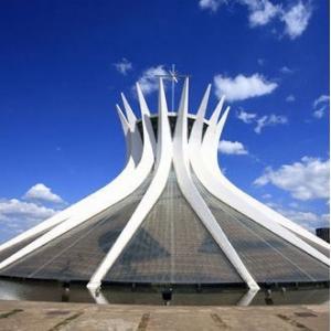 Brasilia, cathédrale