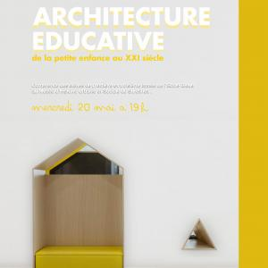 Architecture éducative de la petite enfance au XXIe siècle - Conférence virtuelle