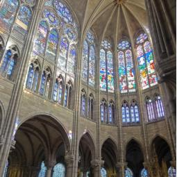 L'art des cathédrales : toujours plus haut ? - Conférence virtuelle